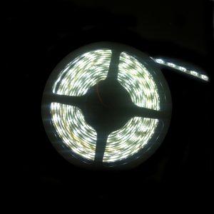 LED IP65 Strip Light 5m Pure White 3528 - LEDIP65PW3528