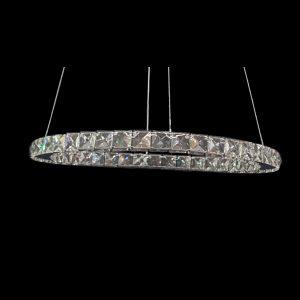 GALAXY 500 Cool White LED Crystal Pendant - LEDP1030CW