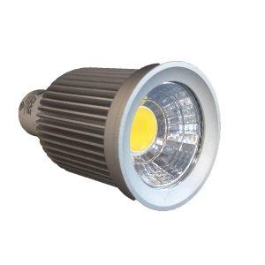 9w COB GU10 LED Dimmable Globe - LEDCOB9WGU10DIM-PW-CW-WW