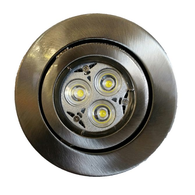 GU10 LED Downlight Kit 90mm bch