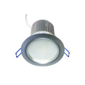 LED 13w Cool White Silver - LED13WCWSil
