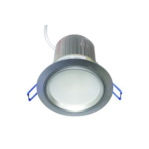 LED 18w Cool White Silver - LED18WCWSil