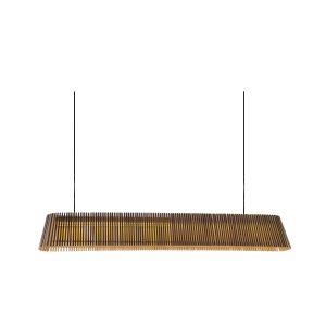Stix 1M Black Pendant Light - P1055STIXB