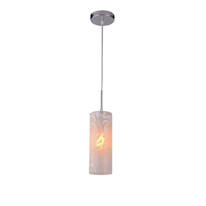 Alm 1 Light Pendant - P1225ALM1lt