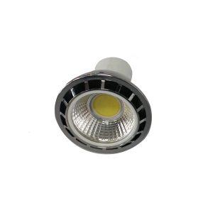 6w COB GU10 LED Dimmable Globe - LEDCOB6WGU10DIM - PW - CW - WW