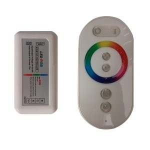 Touch 2 Fade White Remote Control RGB - RCRGBTF2WHT
